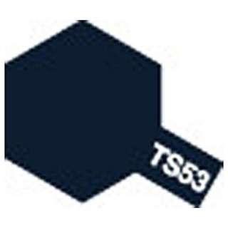 タミヤカラー スプレーカラー TS-53(ディープメタリックブルー)
