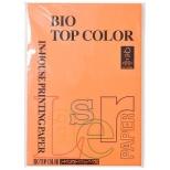 バイオトップカラー オレンジ (A4/80g・100枚) BT133