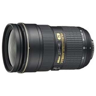 カメラレンズ AF-S NIKKOR 24-70mm f/2.8G ED NIKKOR(ニッコール) ブラック [ニコンF /ズームレンズ]