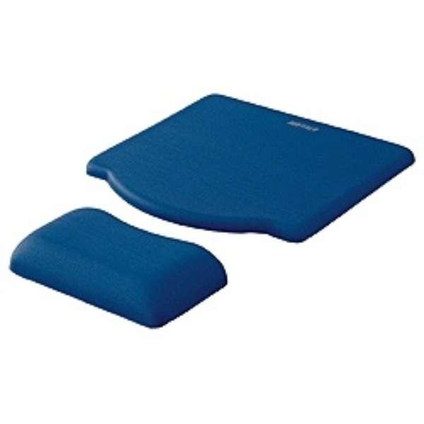 BPDG05BLA マウスパッド ブルー