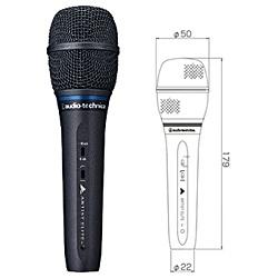 Audio-Technica ハンドへルドマイクロフォン AE3300 その他オーディオ機器