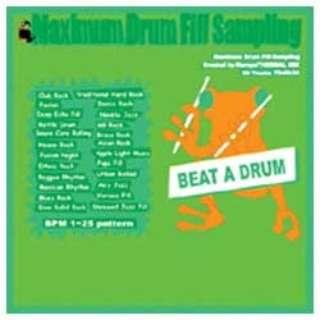 "(原楽器)/""Kaerucafe"" Maximum Drum Fill Sampling 【CD】"