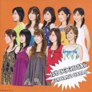 音楽ガッタス/1st GOODSAL 【CD】