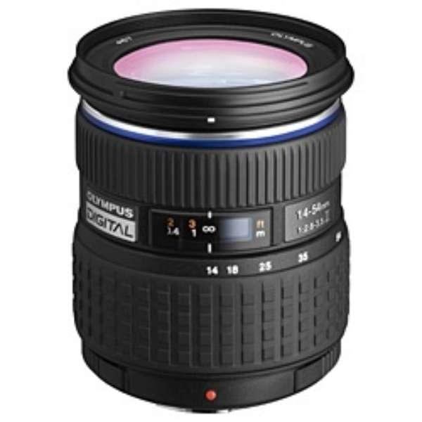 カメラレンズ 14-54mm F2.8-3.5 II ZUIKO DIGITAL(ズイコーデジタル) ブラック [フォーサーズ /ズームレンズ]