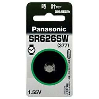 SR626SW ボタン型電池 [1本 /酸化銀]