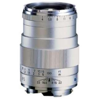 カメラレンズ T* 4/85 ZM Tele-Tessar(テレ・テッサー) シルバー [ライカM /単焦点レンズ]