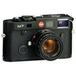LEICA M-A レンジファインダーカメラ ブラック [単焦点レンズ]
