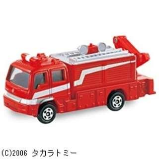 トミカ No.074 災害対策用救助車III型(サック箱)