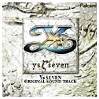 〔音楽CD〕 オリジナルサウンドトラック 「Ys SEVEN」