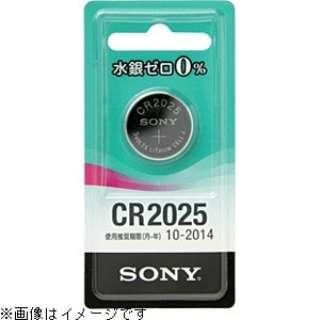 CR2025-ECO コイン型電池 水銀ゼロシリーズ [1本 /リチウム]