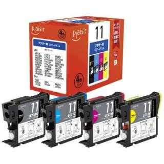 PLE-BR114P 互換プリンターインク 4色