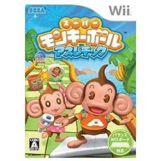 スーパーモンキーボール アスレチック【Wii】