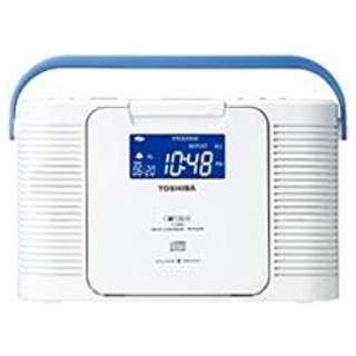 CDラジオ TY-CDB5 ホワイト [ワイドFM対応]