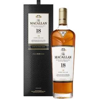 [正規品] マッカラン 18年 700ml【ウイスキー】
