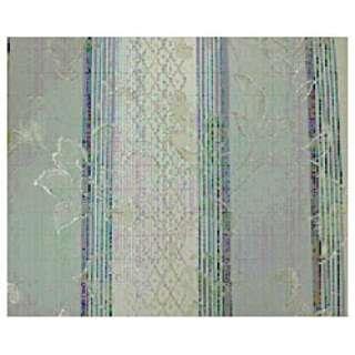 2枚組 ドレープカーテン オスカー(100×135cm/ブルー)