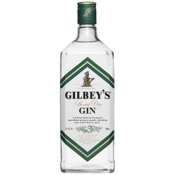 ギルビー ジン 47.5度 750ml【ジン】