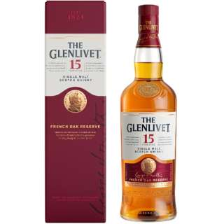 [正規品] ザ グレンリベット15年 フレンチオークリザーヴ 700ml【ウイスキー】 ※5月下旬入荷予定