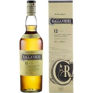 クラガンモア 12年 700ml【ウイスキー】