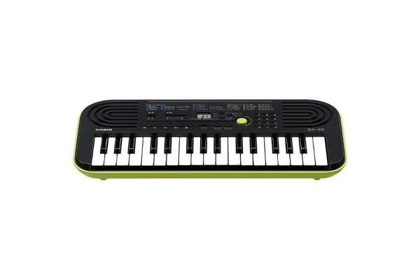 カシオ SA-46(鍵盤数:32)