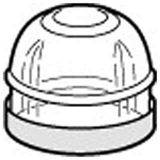ミルサー用小容器(ガラス)  IFM-Y7-P