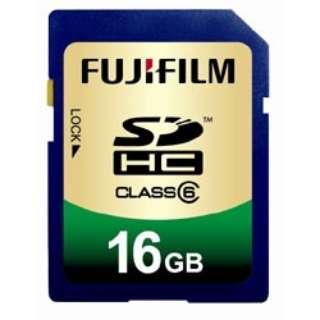 SDHCカード SDHC016GC6 [16GB /Class6]