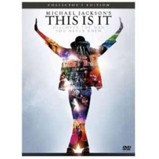 マイケル・ジャクソン THIS IS IT コレクターズ・エディション 【DVD】
