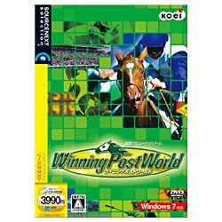 Winning Post World Windows 7対応版 [WIN]
