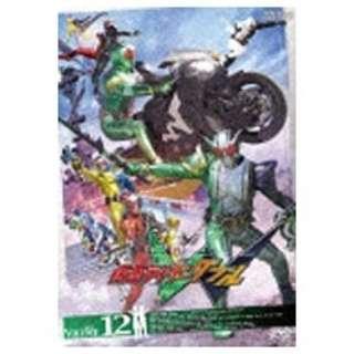 仮面ライダーW(ダブル) Vol.12 【DVD】