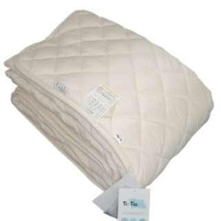 【ベッドパッド】TioTioウォッシャブルベッドパッド(セミダブルサイズ/120×200cm)【日本製】
