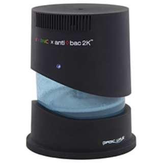 空気清浄機 「マジックウェーブ」(空気清浄機能:対応畳数20畳まで) MW-10-G グレー [生産完了品 在庫限り]