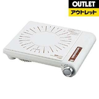 【アウトレット品】 IH-D934 コンパクト卓上IHコンロ ホワイト [1口] 【生産完了品】