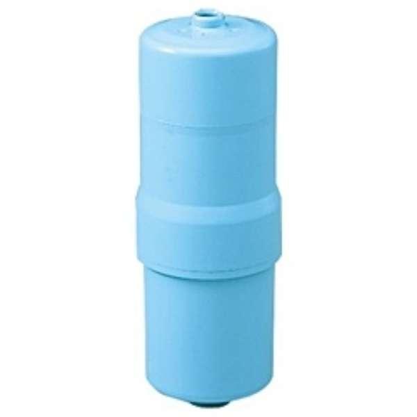 アルカリイオン製水器交換用カートリッジ ブルー TK-AS43C1 [1個]
