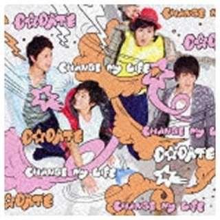 D☆DATE/CHANGE my LIFE 初回限定盤B 【CD】