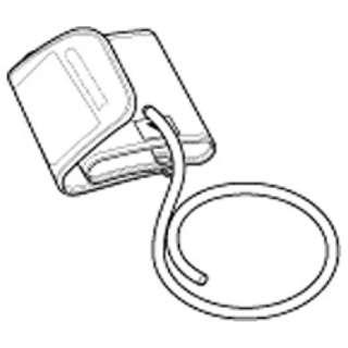 血圧計用腕体(細腕用) HEM-CUFF-S24GY