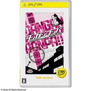 ダンガンロンパ 希望の学園と絶望の高校生 PSP the Best【PSPゲームソフト】