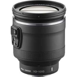 カメラレンズ 1 NIKKOR VR 10-100mm f/4.5-5.6 PD-ZOOM NIKKOR(ニッコール) ブラック [ニコン 1 /ズームレンズ]