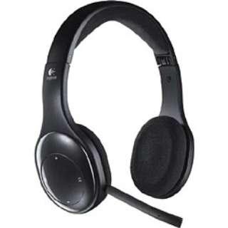 H800 ヘッドセット [ワイヤレス(Bluetooth) /両耳 /ヘッドバンドタイプ]