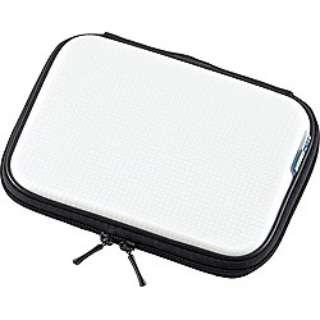 ハードタイプ電子辞書ケース PDA-EDC30W(ホワイト)