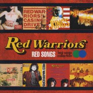 RED WARRIORS/ RED SONS 【CD】