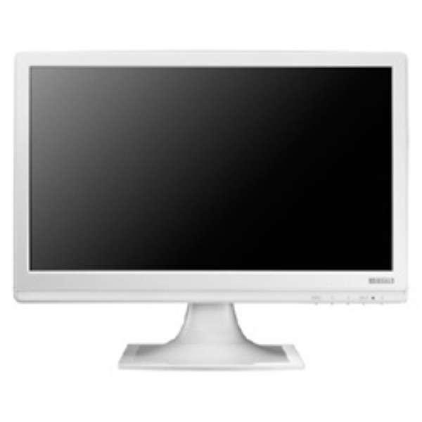 18.5型ワイド LEDバックライト搭載液晶モニター(ホワイト) LCD-AD192EW