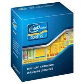 Core i5-3570K BOX品 BX80637I53570K