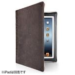 iPad Retina/新しいiPad/iPad 2用 BookBook v2 (ヴィンテージブラウン) TWS-BG-000010