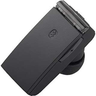 スマートフォン対応[Bluetooth4.0] 片耳ヘッドセット USB充電ケーブル付 (ブラック) BSHSBE23BK