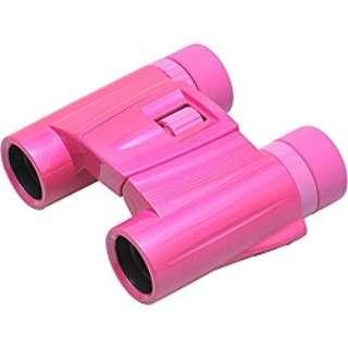 8倍双眼鏡 「ウルトラビューパステル」 8×21DH(ピンク)