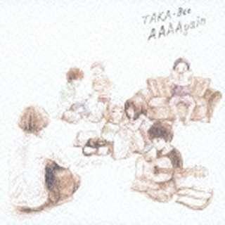 TAKA-Bee/AAAAgain 【音楽CD】