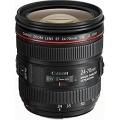 カメラレンズ EF24-70mm F4L IS USM ブラック [キヤノンEF /ズームレンズ]