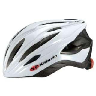 自転車用ヘルメット FIGO(パールホワイト/M/Lサイズ)