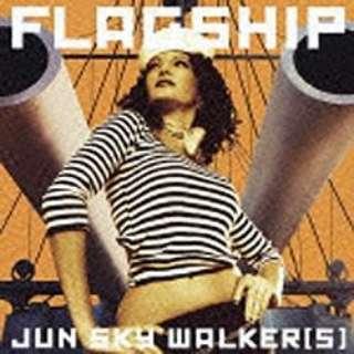 JUN SKY WALKER(S)/FLAGSHIP 初回限定盤 【CD】