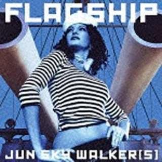 JUN SKY WALKER(S)/FLAGSHIP 通常盤 【CD】