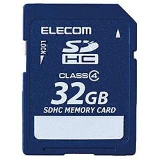 SDHCカード MF-FSDHC4Rシリーズ MF-FSDH32GC4R [32GB /Class4]